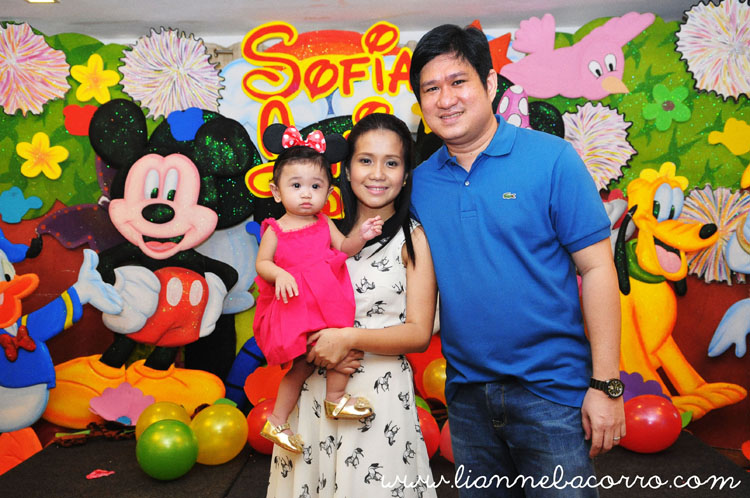 Sofia Julia's 1st Birthday-108