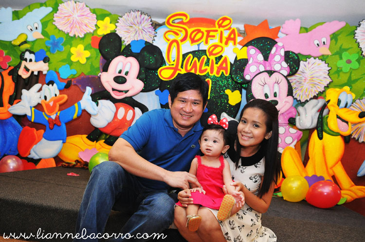 Sofia Julia's 1st Birthday-115