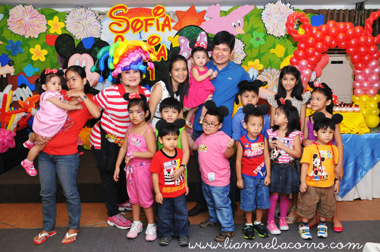 Sofia Julia's 1st Birthday-137