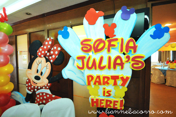 Sofia Julia's 1st Birthday-41