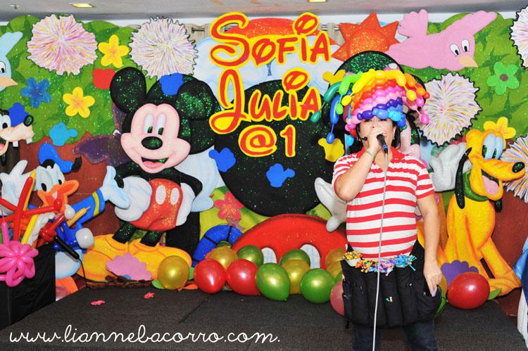 Sofia Julia's 1st Birthday-918