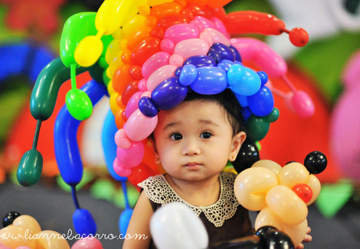 Sofia Julia's Mickey Mouse Birthday Party :)