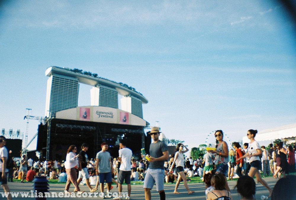 Laneway Festival – Singapore 2013