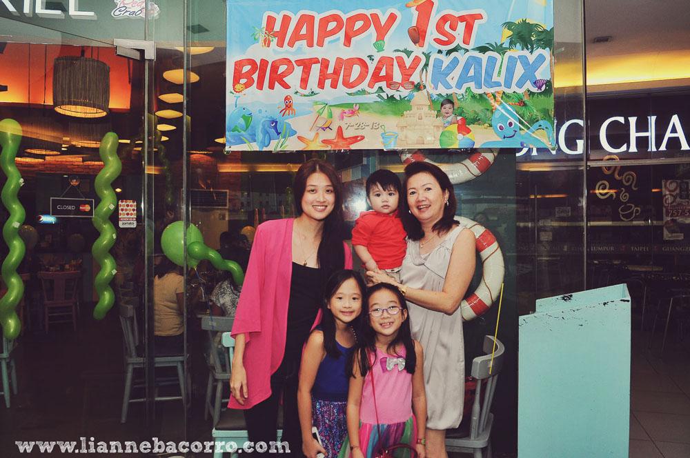 Kalix's 1st Birthday - Lianne Bacorro-9