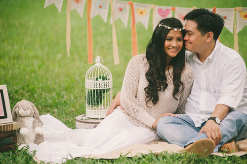 Mike and Melay's Prenup Shoot