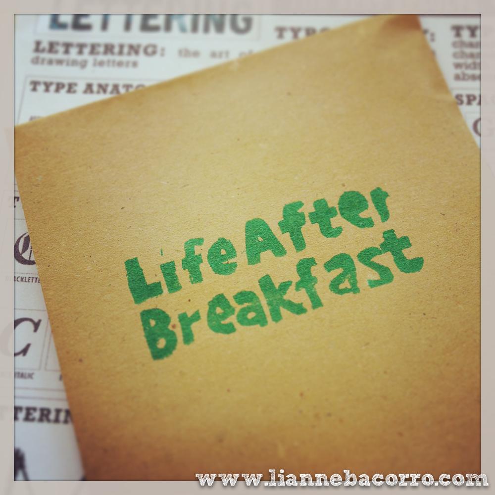Watercolor Lettering - Lianne Bacorro - Alessa Lanot - Life After Breakfast-6