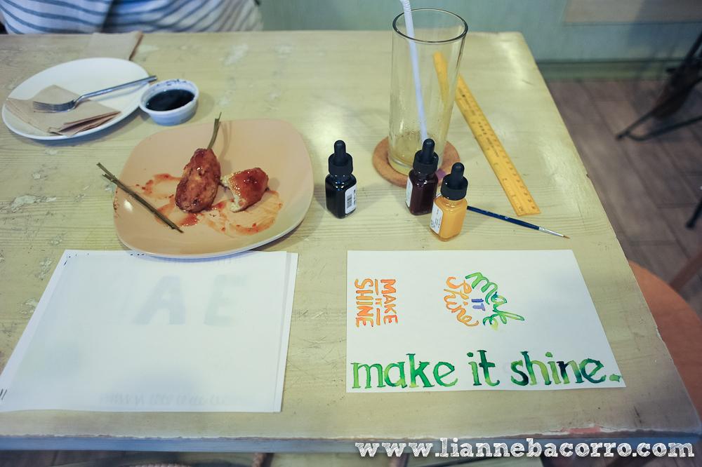 Watercolor Lettering Workshop - Life After Breakfast - Alessa Lanot - Lianne Bacorro - blog-9