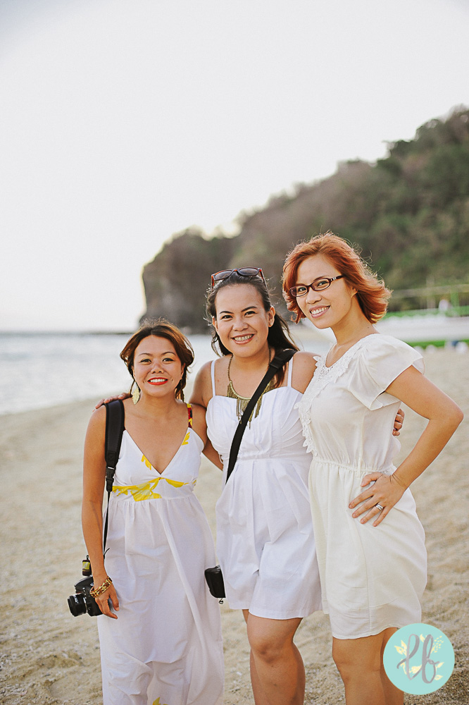 Arlene and Garry - beach wedding - Kota Keluerga - Lianne Bacorro wedding photography-9