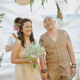 Arlene and Garry - beach wedding - Kota Keluerga - Lianne Bacorro wedding photography-127
