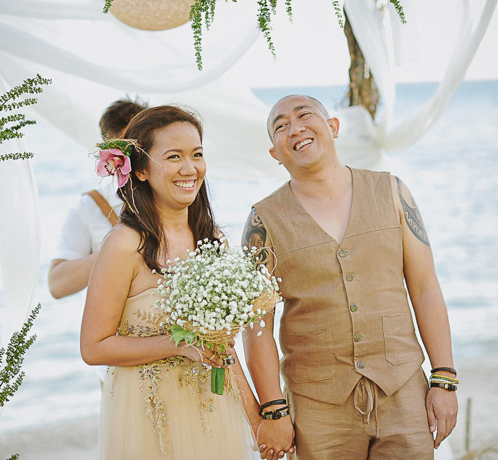 Arlene and Garry's Wedding - The First of Summer