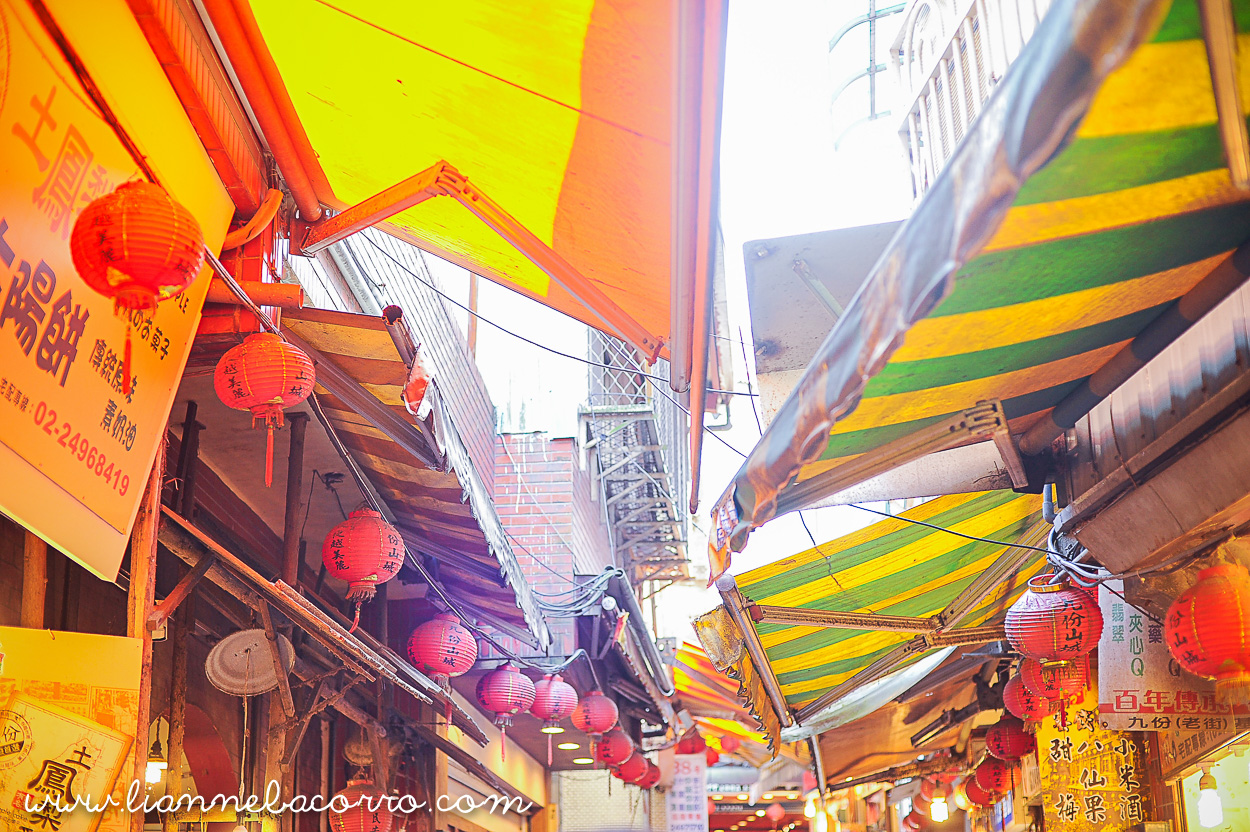 2015 Jiufen Old Street Taipei Taiwan Travel Photography - Lianne Bacorro-36