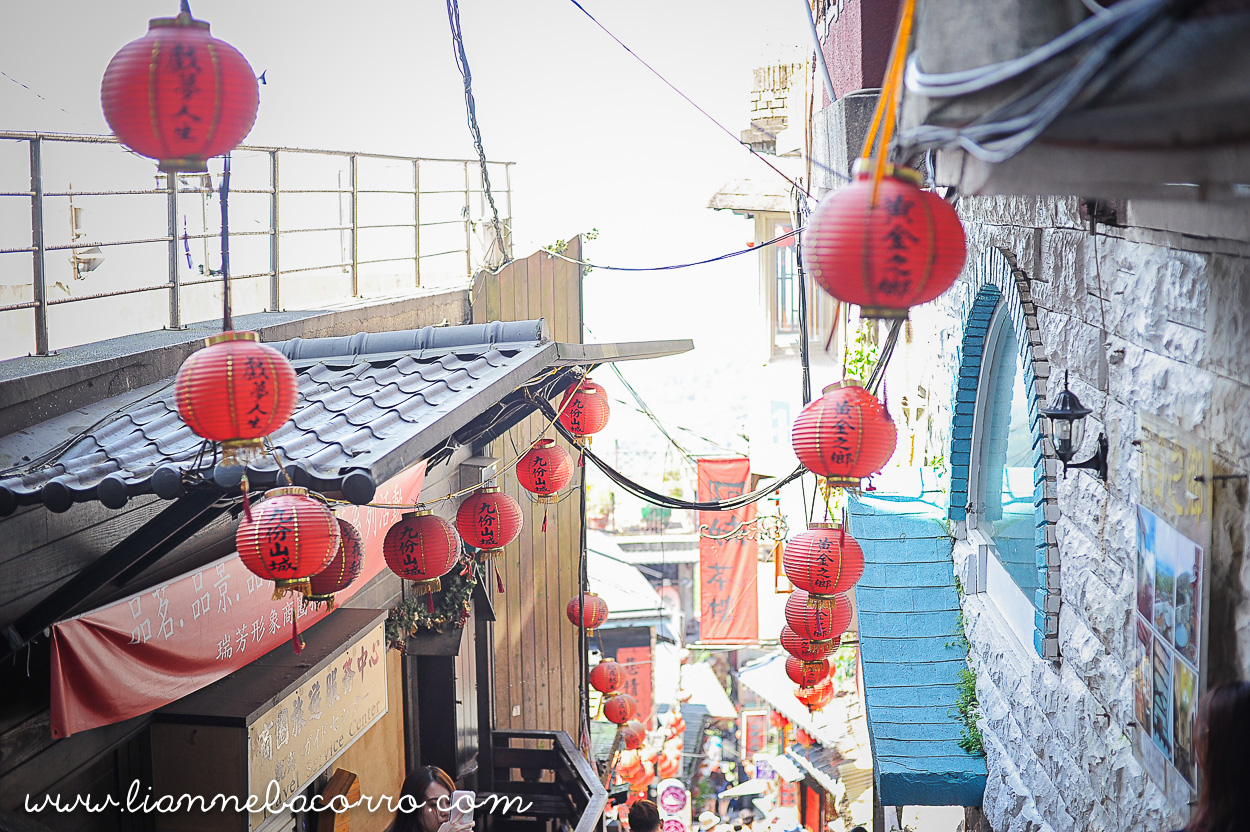 2015 Jiufen Old Street Taipei Taiwan Travel Photography - Lianne Bacorro-53