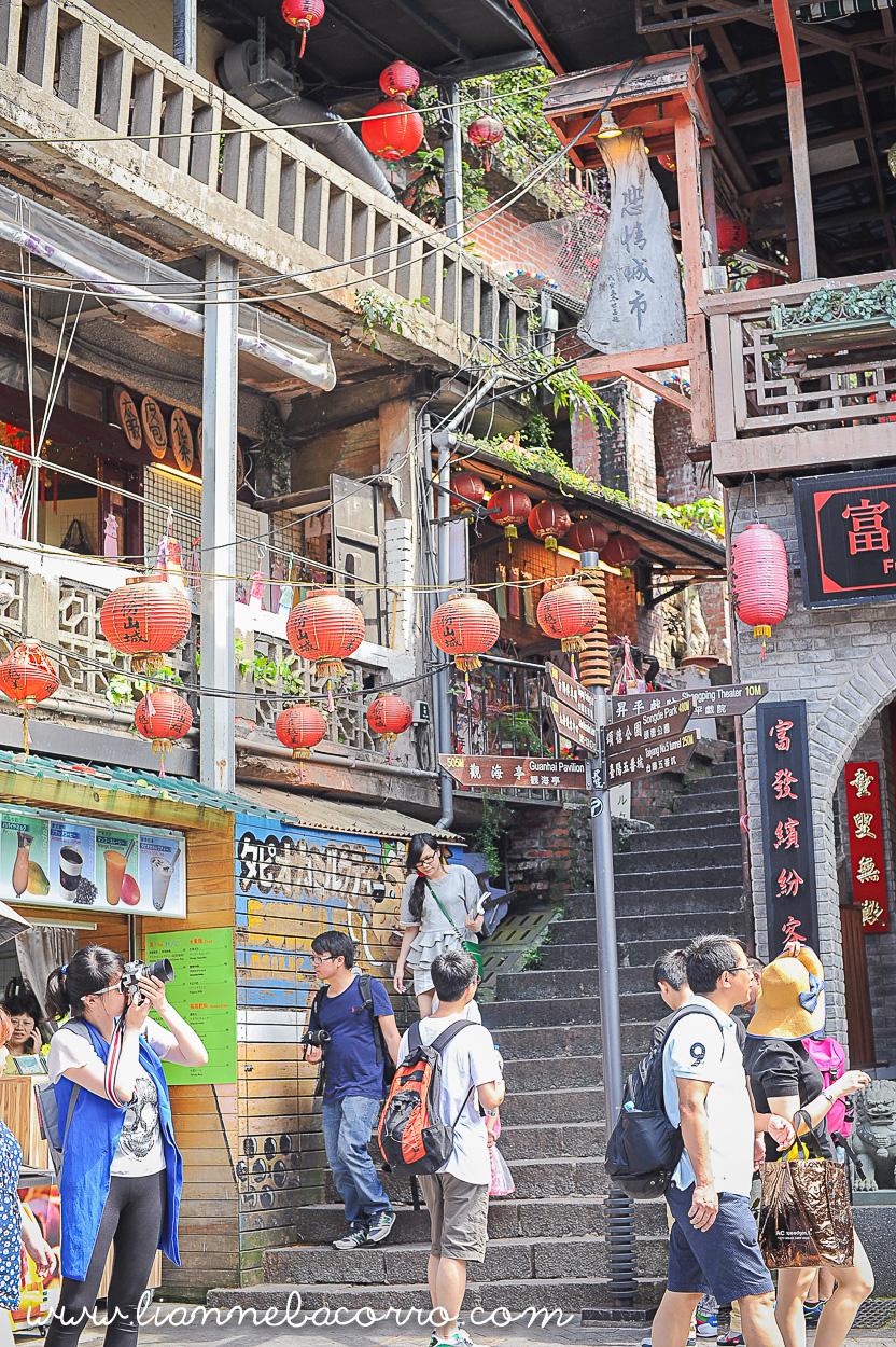2015 Jiufen Old Street Taipei Taiwan Travel Photography - Lianne Bacorro-59