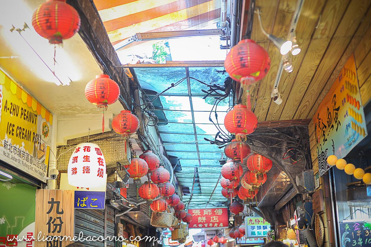 2015 Jiufen Old Street Taipei Taiwan Travel Photography - Lianne Bacorro-69