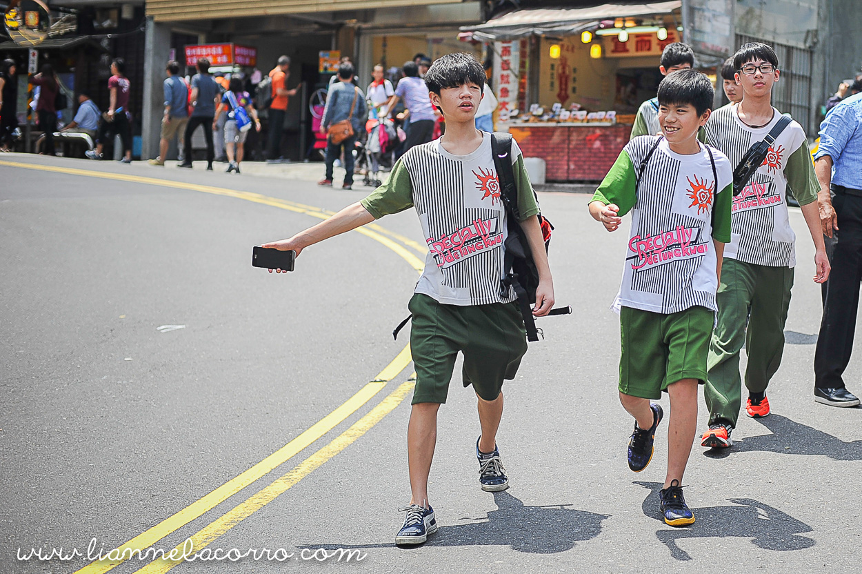2015 Jiufen Old Street Taipei Taiwan Travel Photography - Lianne Bacorro