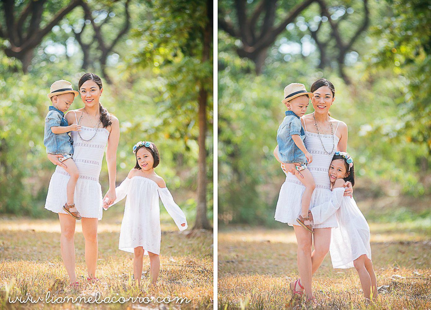 Geli Family - Lianne Bacorro Photography - Something Pretty Manila