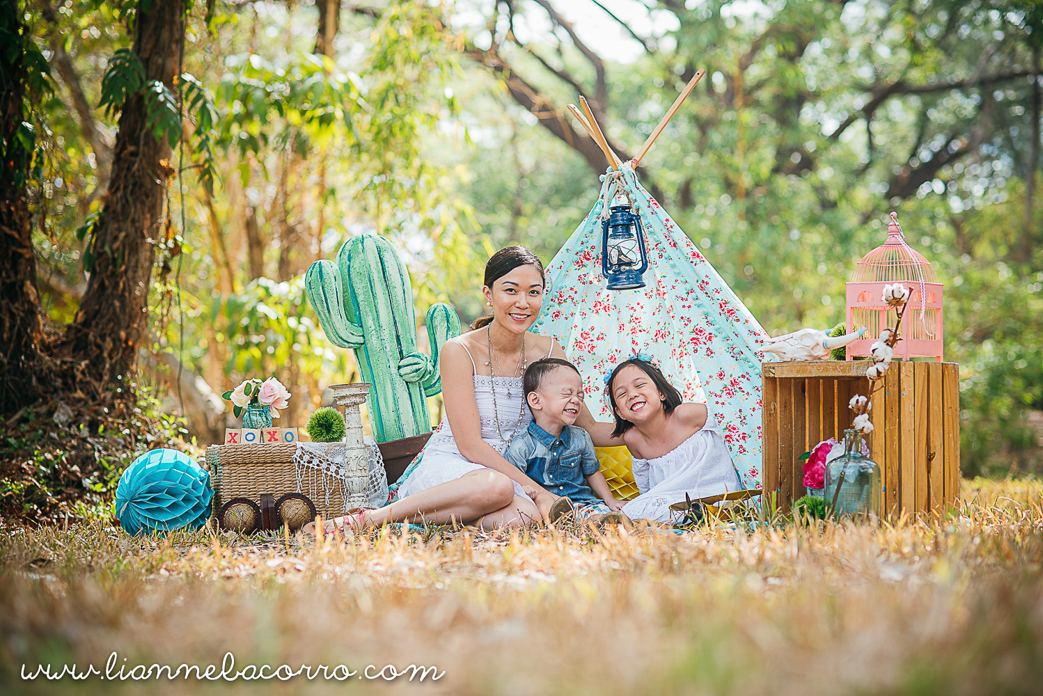 May 2016 - Geli - Family Portrait Photography - Lianne Bacorro - Something Pretty Manila-17