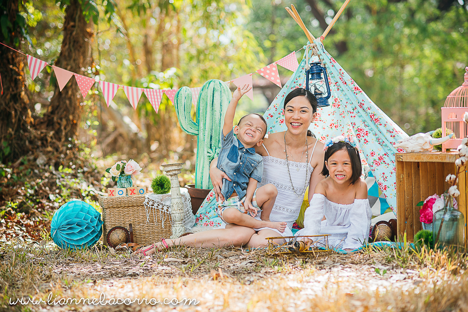 May 2016 - Geli - Family Portrait Photography - Lianne Bacorro - Something Pretty Manila-18