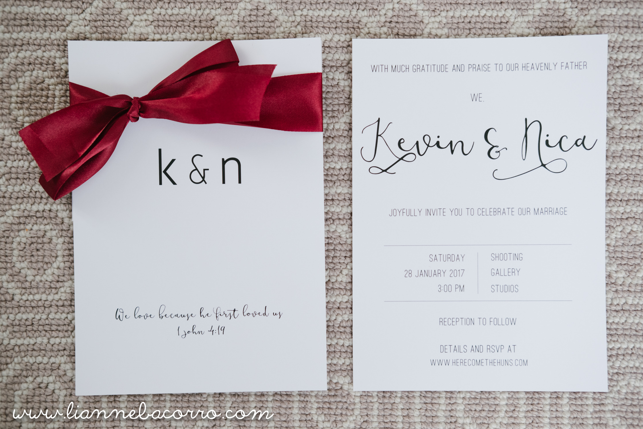 Lianne Bacorro » Photography / InspirationKevin and Nica\'s Wedding ...